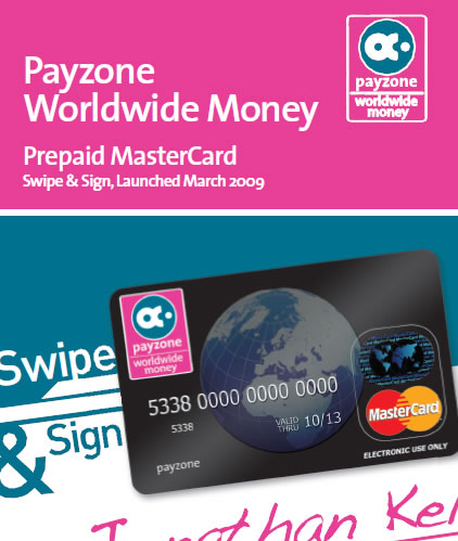 prepaid mastercard uk